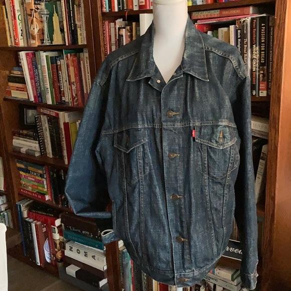 Men's Levi vintage standard trucker jacket